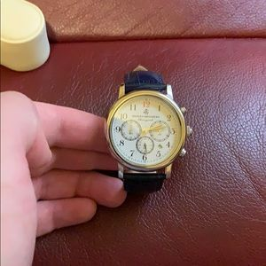 Brooks Brothers Watch with Blue band